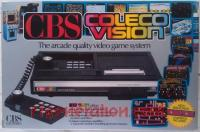 CBS Colecovision  Box Front 200px