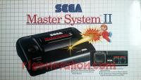 Sega Master System II Alex Kidd in Miracle World Box Front 200px