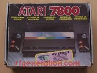 Atari 7800  Box Front 200px
