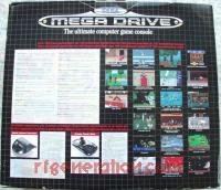 Sega Mega Drive Sonic The Hedgehog Bundle Box Back 200px