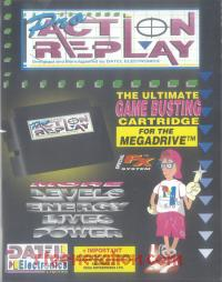 Pro Action Replay  Box Front 200px