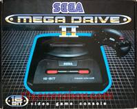 Sega Mega Drive II  Box Front 200px
