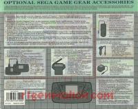 Sega Game Gear  Box Back 200px