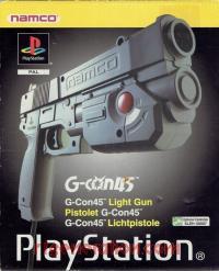G-Con45 Light Gun  Box Front 200px
