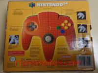 Nintendo 64 Controller Red Box Back 200px