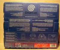 Sega Dreamcast  Box Back 200px