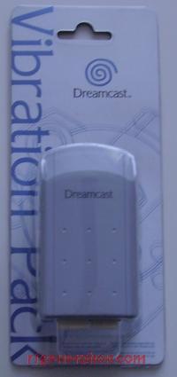Sega Dreamcast Vibration Pack  Box Front 200px
