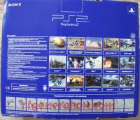 Sony PlayStation 2 SCPH-30003 Box Back 200px