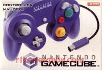 GameCube Controller Official Nintendo - Indigo Box Front 200px