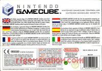 GameCube Controller Official Nintendo - Black Box Back 200px