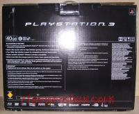 Sony PlayStation 3 40GB - CECHG03 Box Back 200px