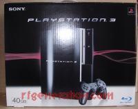 Sony PlayStation 3 40GB - CECHG03 Box Front 200px
