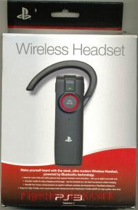 Wireless Headset  Box Front 200px