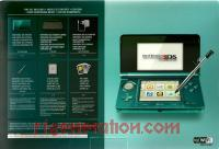 Nintendo 3DS AquaBlue Box Back 200px