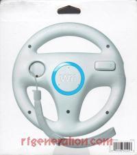 Nintendo Wii U Wii Wheel  Box Back 200px