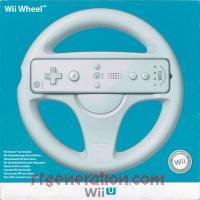 Nintendo Wii U Wii Wheel  Box Front 200px
