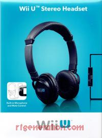Wii U Stereo Headset  Box Front 200px