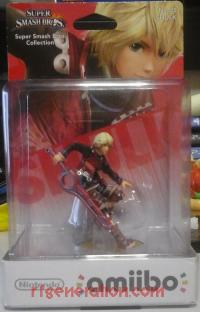 Amiibo: Super Smash Bros.: Shulk  Box Front 200px