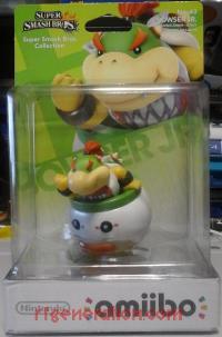Amiibo: Super Smash Bros.: Bowser Jr.  Box Front 200px