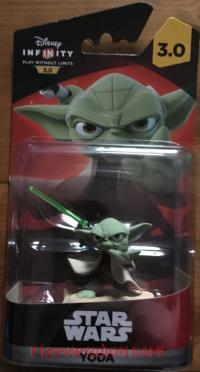 Disney Infinity 3.0: Star Wars Yoda  Box Front 200px