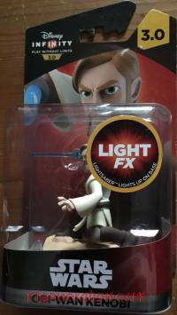 Disney Infinity 3.0: Star Wars Obi-Wan Kenobi Light FX Box Front 200px