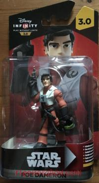 Disney InfINity 3.0: Star Wars Poe Dameron  Box Front 200px