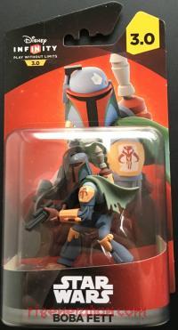 Disney Infinity 3.0: Star Wars Boba Fett  Box Front 200px