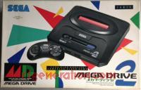 Sega Mega Drive 2  Box Front 200px