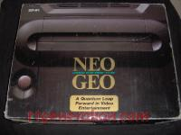 Neo Geo Advanced Entertainment System  Box Front 200px