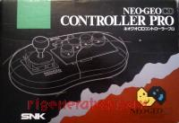Neo Geo CD Controller Pro  Box Front 200px