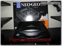 Neo Geo CD Top Loader Box Front 200px