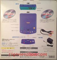 Bandai Playdia  Box Back 200px