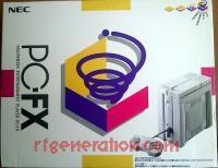 PC-FX  Box Back 200px