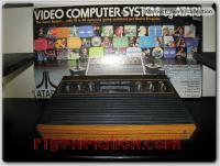 Atari Video Computer System Light Sixer Box Front 200px