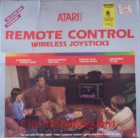 Remote Control Wireless Joysticks  Box Front 200px