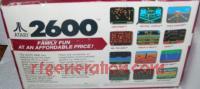 Atari 2600 Jr - Long Rainbow Box Back 200px