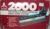 Atari 2600 Jr - Long Rainbow Box Front 200px