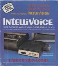 Mattel Intellivoice  Box Front 200px