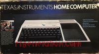 Texas Instruments TI-99/4A Silver Box Front 200px