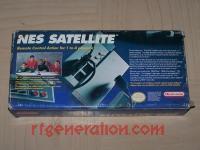 NES Satellite Remote Control Module Box Back 200px