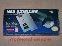 NES Satellite Remote Control Module Box Front 200px