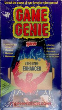 Game Genie  Box Front 200px
