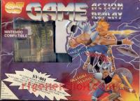 Game Action Replay  Box Front 200px