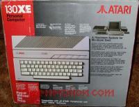 Atari 130XE  Box Back 200px