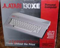Atari 130XE  Box Front 200px