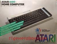 Atari 600XL  Box Front 200px