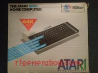 Atari 800XL  Box Front 200px