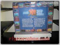 Atari XE Video Game System  Box Back 200px