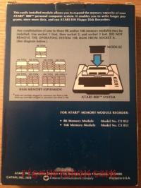 16K Memory Module  Box Back 200px