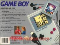 Nintendo Game Boy Tetris Bundle Box Back 200px